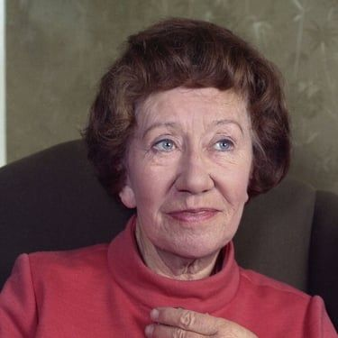 Flora Robson Image