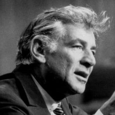 Leonard Bernstein Image