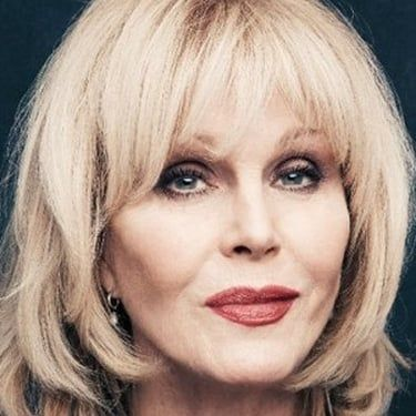 Joanna Lumley Image
