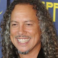 Kirk Hammett Image