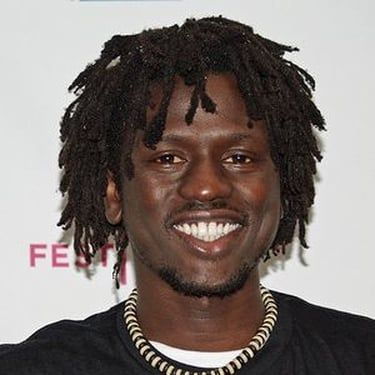 Emmanuel Jal Image