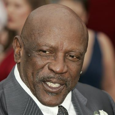 Louis Gossett, Jr. Image