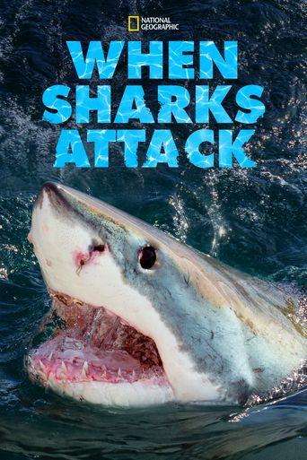 When Sharks Attack Poster