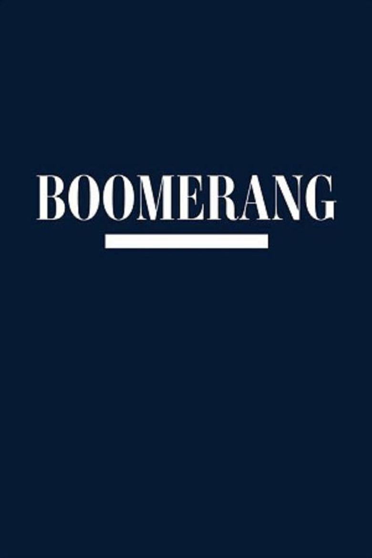 Boomerang Poster