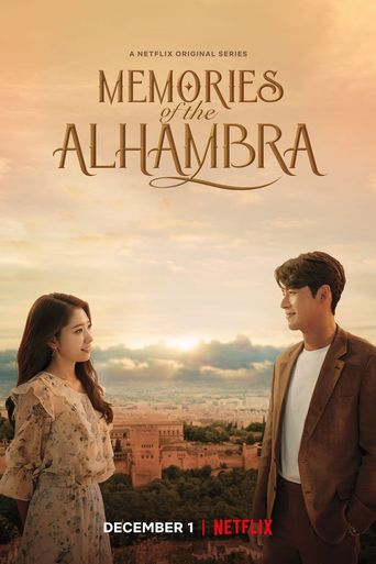 Memories of the Alhambra Poster