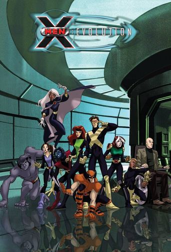Watch X-Men: Evolution