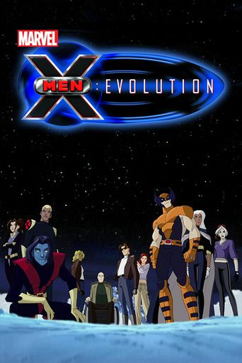 X-Men: Evolution Poster