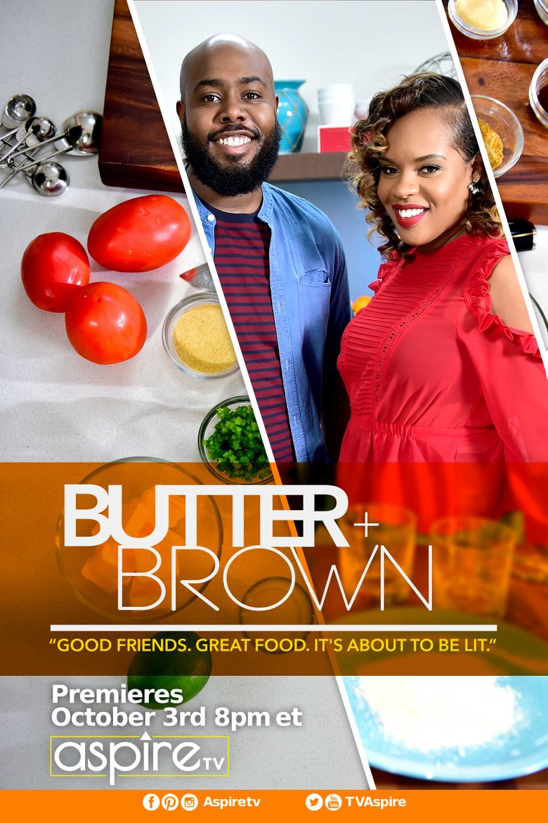 Butter + Brown Poster