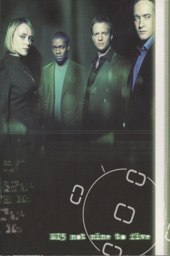 Spooks Watch Episodes On Hulu Or Streaming Online Reelgood