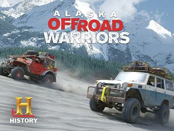 Alaska Off-Road Warriors Poster