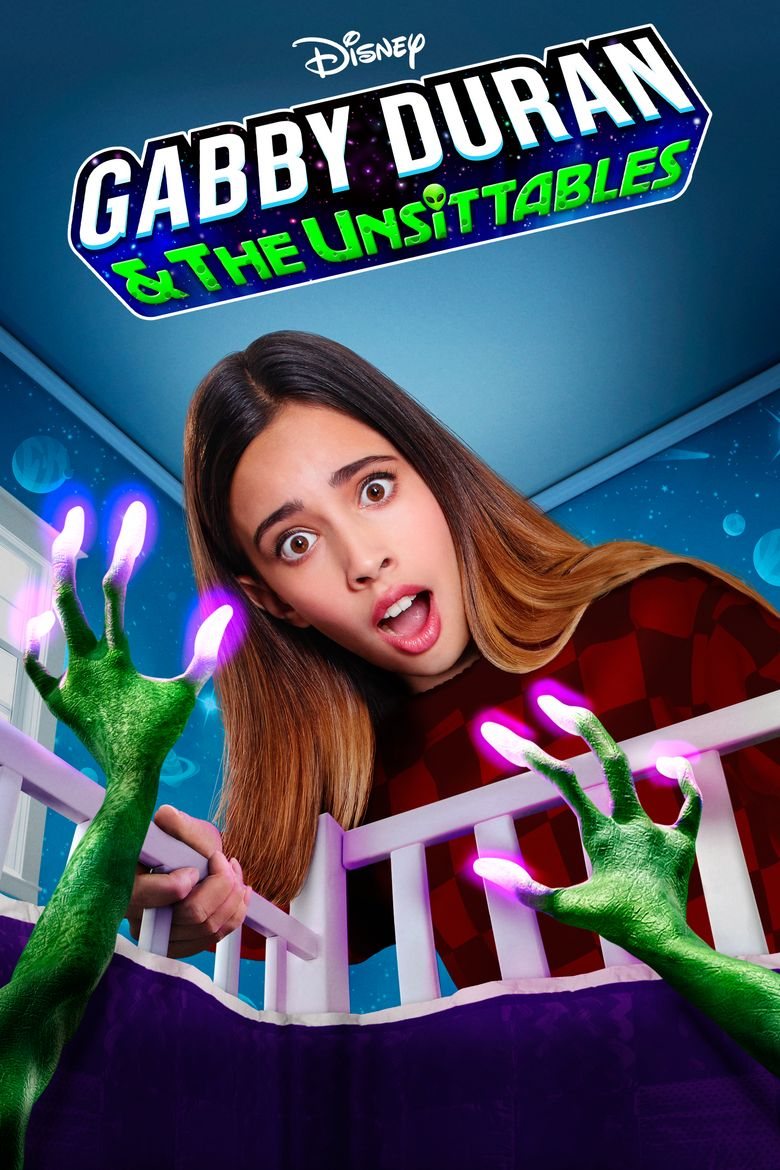 Gabby Duran and the Unsittables Poster