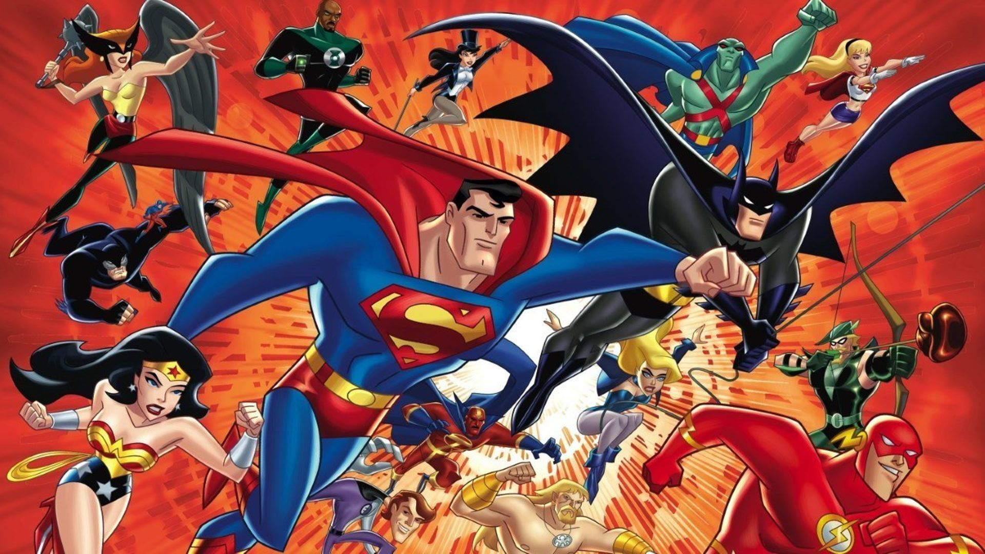 Justice League Unlimited Watch Episodes On Netflix Or Streaming