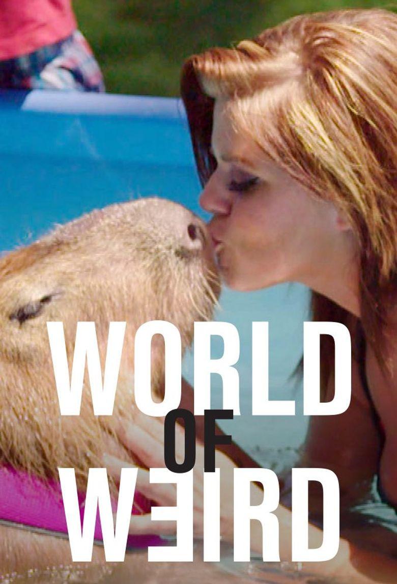 World of Weird Poster