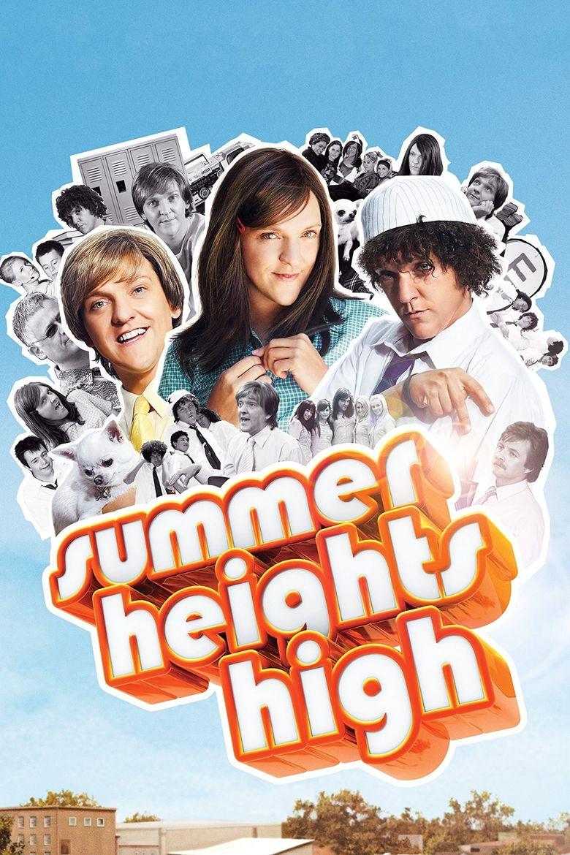 Summer Heights High Poster