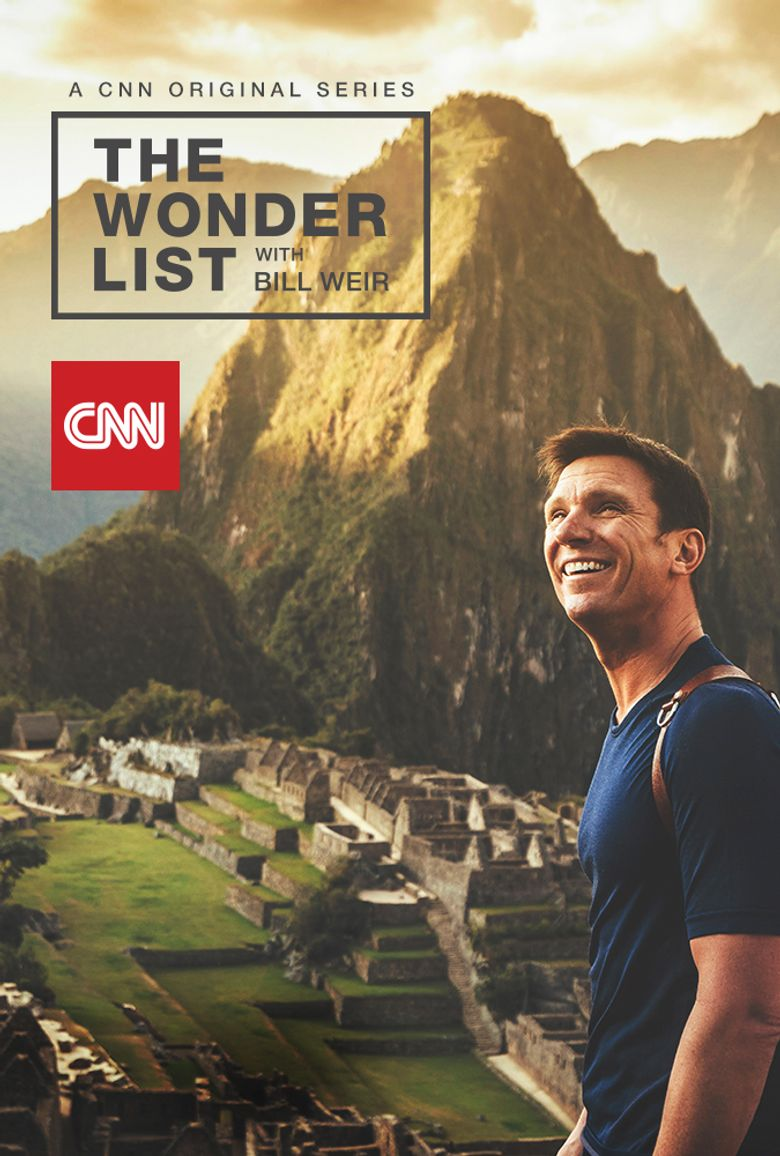 The Wonder List with Bill Weir Poster