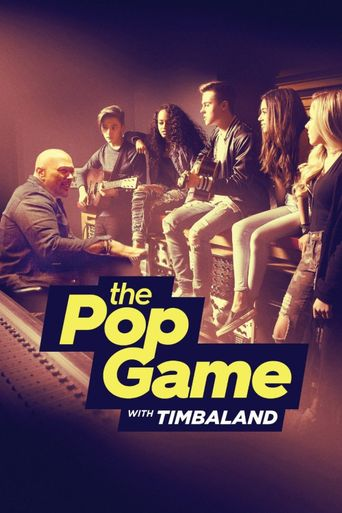 The Pop Game Poster