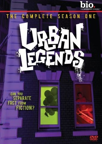 Urban Legends Poster