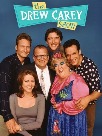 The Drew Carey Show Poster