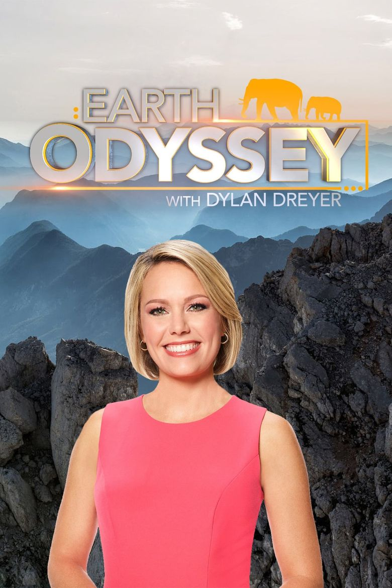 Earth Odyssey with Dylan Dreyer Poster