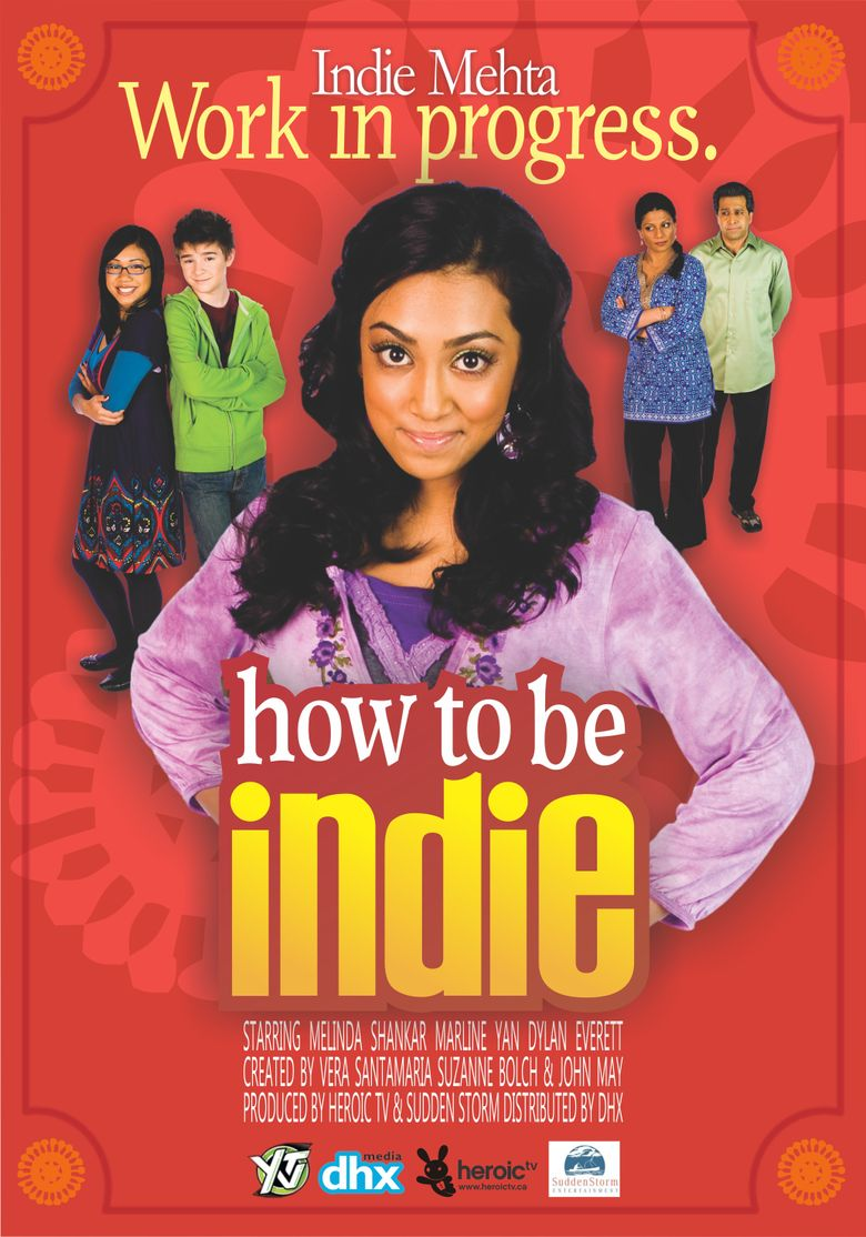 How to Be Indie Poster