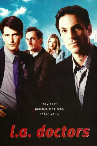 L.A. Doctors Poster