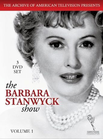 The Barbara Stanwyck Show Poster
