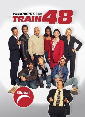 Train 48 Poster