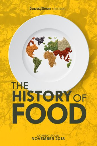 The History of Food Poster