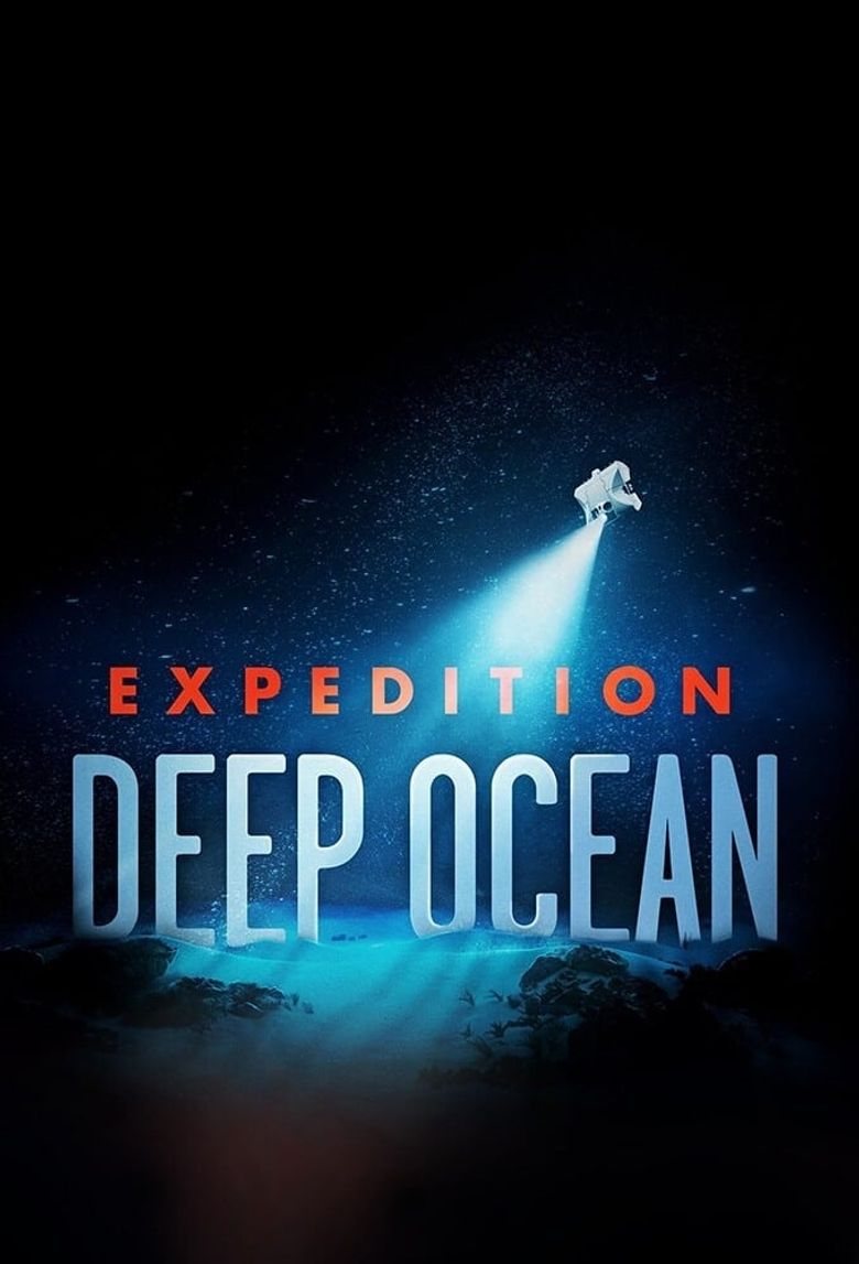 Expedition Deep Ocean Poster