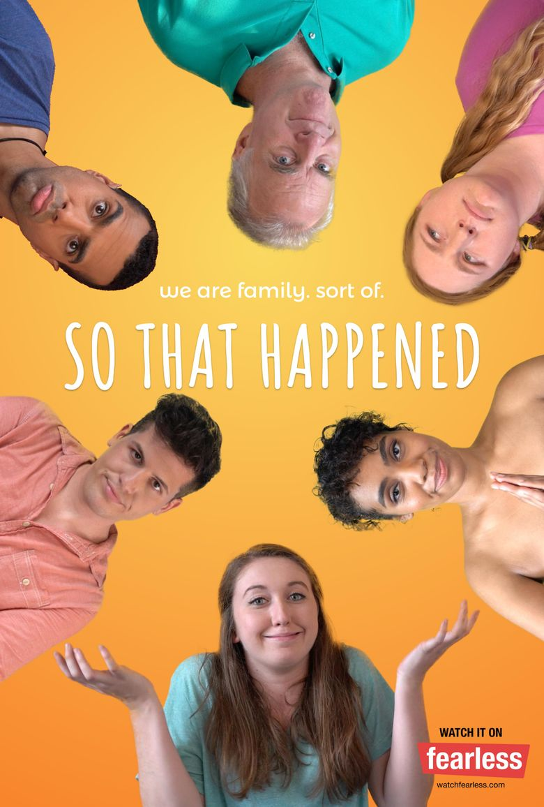 So That Happened Poster
