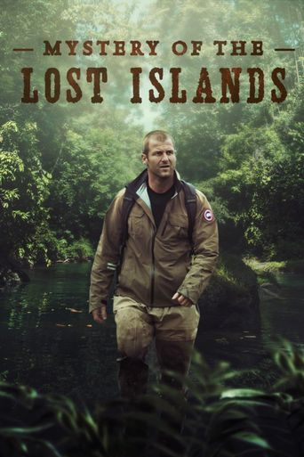 Mystery of the Lost Islands Poster
