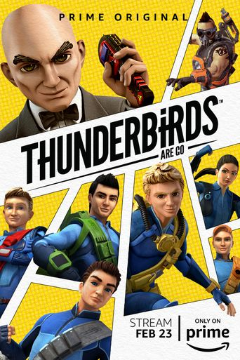 Thunderbirds Are Go! Poster