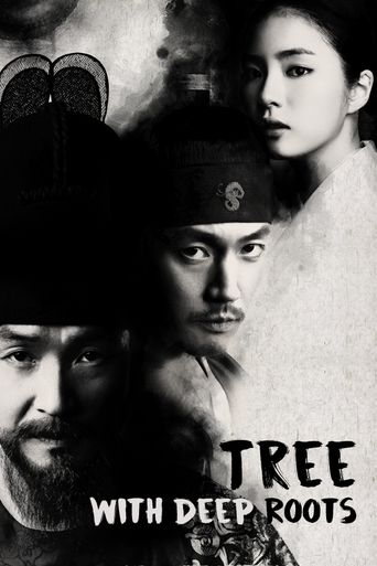 Tree With Deep Roots Poster