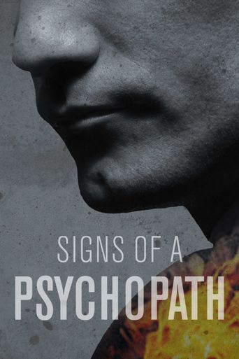 Signs of a Psychopath Poster