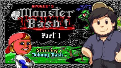 Season 01, Episode 05 Monster Bash Starrin' Johnny Dash