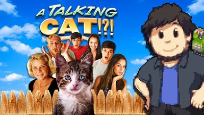 Season 05, Episode 07 A Talking Cat!?!