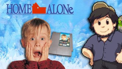 Season 03, Episode 05 Home Alone Games