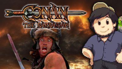 Season 03, Episode 08 Conan The Barbarian