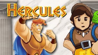 Season 03, Episode 02 Hercules Games