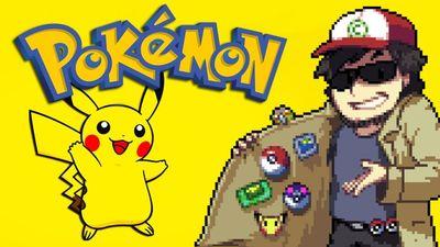 Season 03, Episode 06 Bootleg Pokémon Games