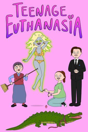 Teenage Euthanasia Poster