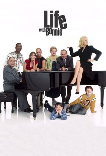 Life with Bonnie Poster