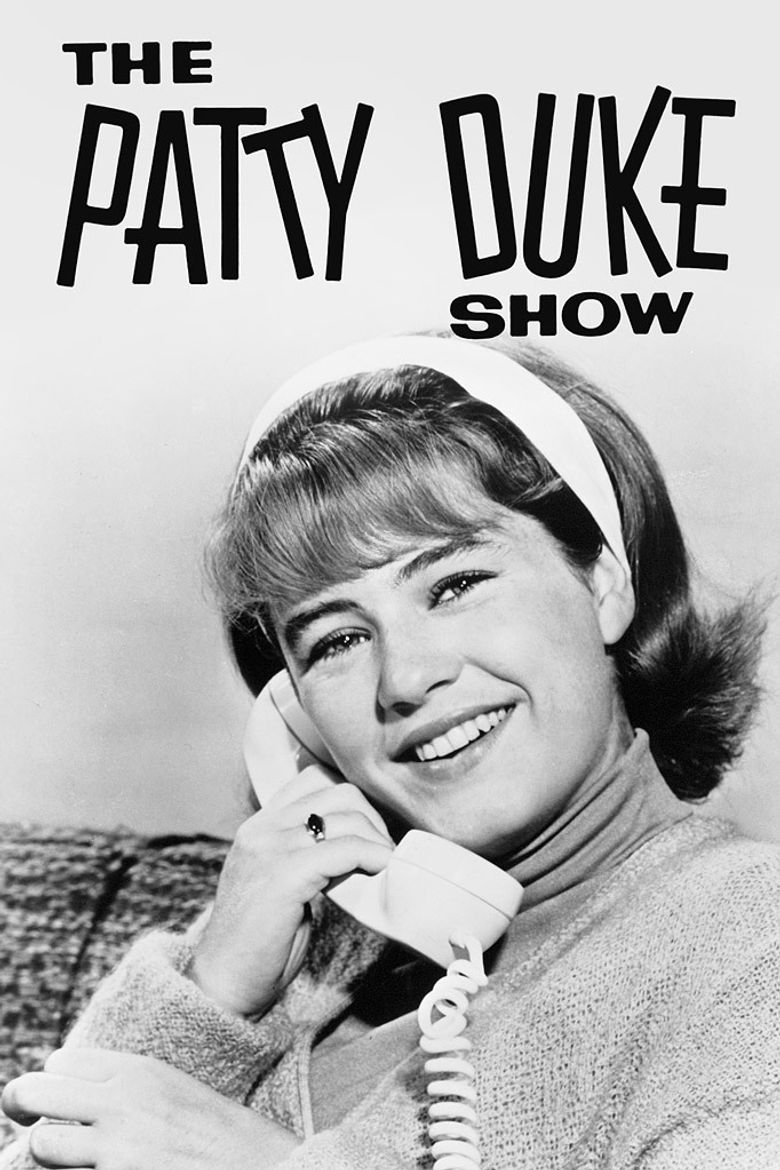 The Patty Duke Show Poster