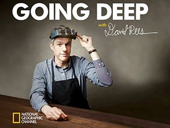 Going Deep with David Rees Poster