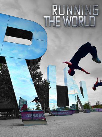 Running the World Poster
