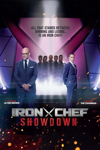 Iron Chef Showdown Poster