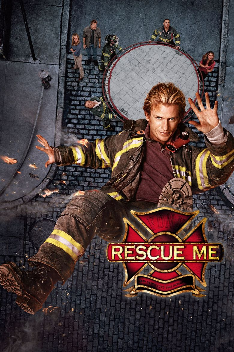 Rescue Me Watch Episodes On Hulu Fubotv Starz Crackle And Streaming Online Reelgood