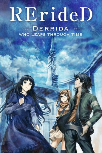 RErideD – Derrida, who leaps through time – Poster