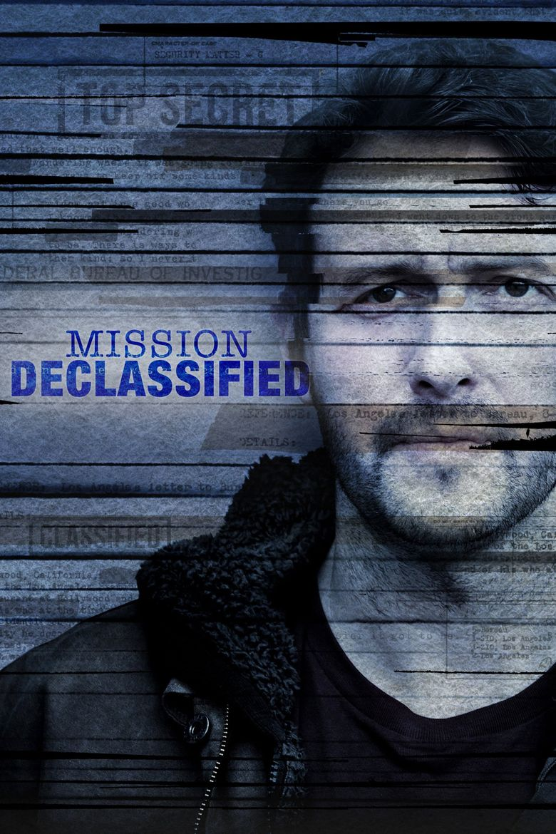 Mission Declassified Poster