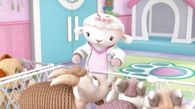Watch SHOW TITLE Season 10 Episode 10 Lambie Stuffy Switcharoo / The Sleepwalking King